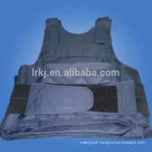 stab proof knife resistant vest/police stab resistant clothing