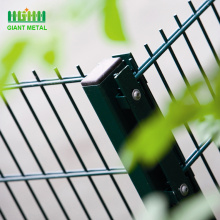 Easily Assembled Garden Double Wire Mesh Fence