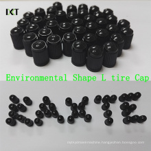 Universal Car Wheel Tire Valves ABS/PP Plastic Automobile Bicycle Tyre Valve Nozzle Cap Dust Cap Wheel Tire Valve Stem Caps Kxt-EL02