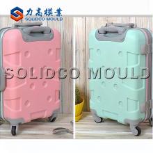 moule en plastique de bagage / moule de cas de bagage de prix bas / moule en plastique de cas de bagage de haute qualité fait sur commande