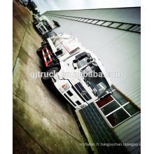 2018 modèle Dongfeng Réservoir d'aspiration des eaux usées / howo camion d'aspiration / HOWO camion d'eaux usées / HOWO ordures camion d'égout / HOWO camion d'eaux usées sous vide