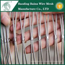 Malla de alambre de acero inoxidable malla de alambre