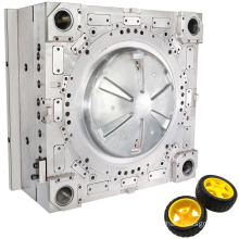 precision injection molding children toy wheel mould plastic injection molds for toys tires manufacturer