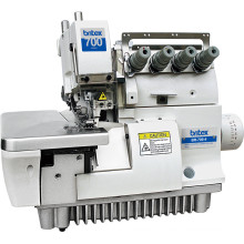 Br-700-4/4h Super High Speed Five Thread Wide Neelde Gage Overlock Machine