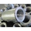 steel sleeve manufacture