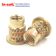 High Quality Knurl Brass Insert Nuts