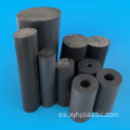 Gray Engineering Plastic Quality PVC Rod