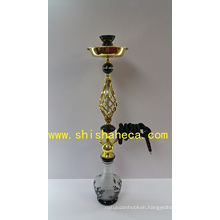 Wholesale Best Quality Zinc Alloy Nargile Smoking Pipe Shisha Hookah