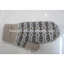 New arrival hot sale fashion womens winter cashmere gloves