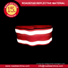 Personalized reflective elastic armband