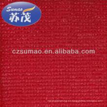 Red Red de Cercas de Privacidad, Pantalla Anti Uv Hdpe Red para Patio