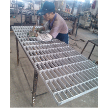 OEM heavy duty zinc coating steel grating