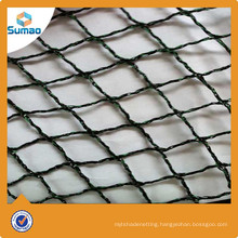 knotted diamond bird protection netting