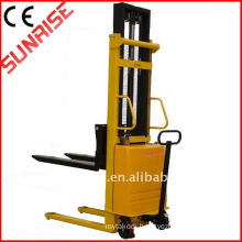 ES-100/16 Semi-electric power stacker 1ton lift 1600mm