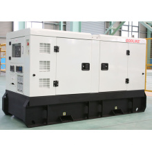 Groupe électrogène diesel silencieux alimenté par le moteur Cummins (série GDC)