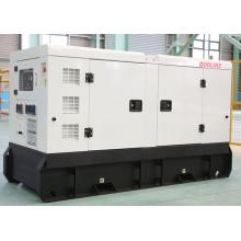 Бесшумные дизельные генераторные установки Работает на Cummins Engine (серия GDC)