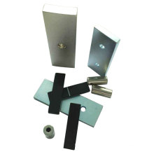 Rare Earth Permanent Magnet mit Senkung