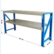 Large Capacity Warehouse Storage Long Span Work Bench by Manufacturer