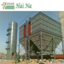 Kohle-Kessel benutzte Beutel-Art Luftfilter-Gehäuse-Ausrüstung