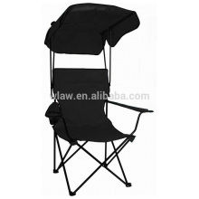 folding portable canopy beach chair