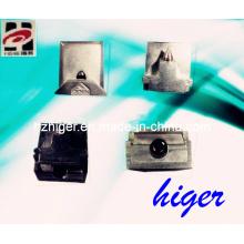 Piezas de aleación de zinc