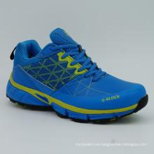 Los zapatos de los deportes de los hombres de la alta calidad que funcionan los zapatos que caminan los zapatos