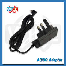 CE BS Wall plug UK 1a 2a 3a 5v AC power adapter