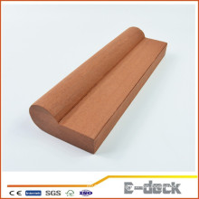 High quality waterproof solid WPC bar and block for bench and chair
