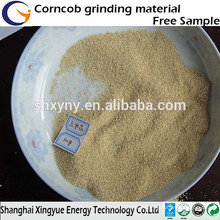 polishing,oil remove,abrasive 6-150# corn cob powder