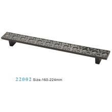 Accesorios para muebles Mango de gabinete de aleación de zinc (22002)