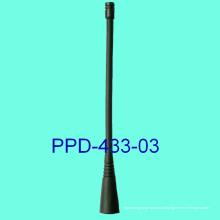 433MHz Borracha Antena (PPD-433-03)