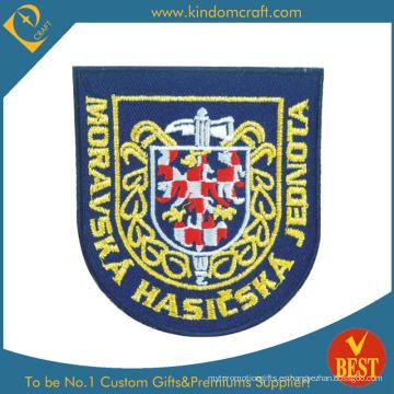 Insignia o remiendo más nuevos 2015 del bordado de Customed para el ejército