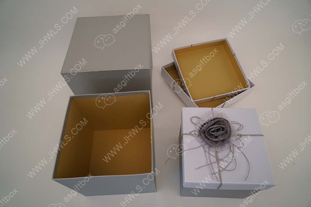 Scarf Gift Package Box