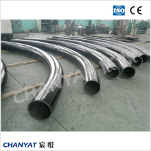7D 135 Grau Alloy Steel Quarter Bend A234 Wp91