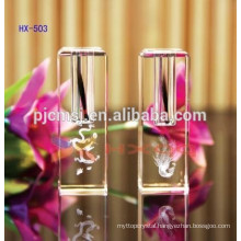 Cheap Crystal Vase With Customized Logo For Wedding Centerpieces