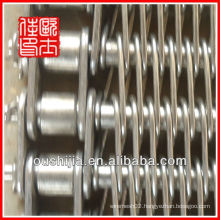 stainless steel cooling belt