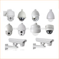 Die casting company Hikvision fornecedor cctv camera case from china