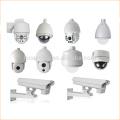 Anoidzed алюминиевой заливки формы обслуживание OEM / ODM службы экспложион видеонаблюдения корпус для камеры для промышленных