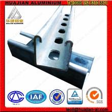 Extrusion Aluminium Profiles for Solar Bracket