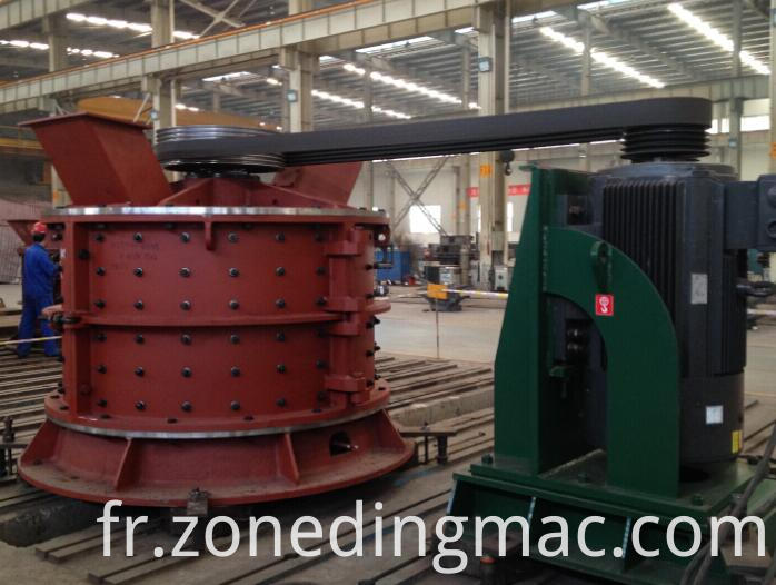 sand compound crusher