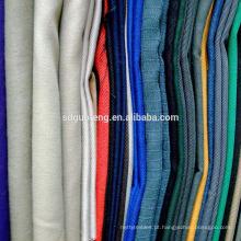 Camisa 100% Algodão Tecido 20 * 20 Boa Qualidade