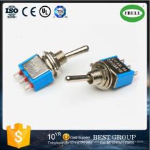 on-off 6A 125VAC Sub-Miniature Toggle Switch Toggle Switch, Mini Switch