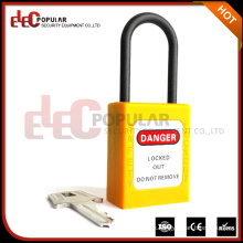 Promotional Product Cheap Safety Lockout Padlocks Thin Shackle 4.5mm Lock