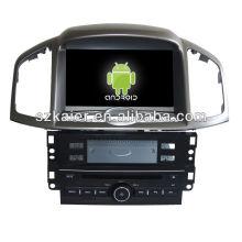 reprodutor de DVD do carro para o sistema Android Chevrolet Captiva2011-2012 / Epica