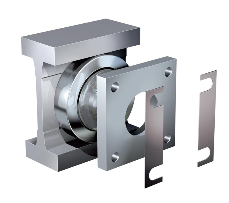 Square Flange Base Plate