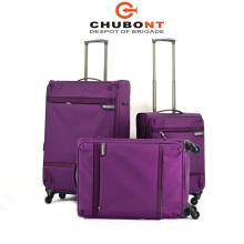 Chubont High Qualilty Hot Selling 4 Wheels Fashion Travel Suitcase