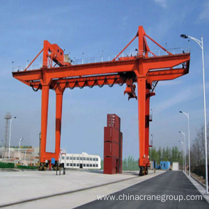 Hot sale good quality for Ship To Shore Container Crane Wire Rope Rail Mounted Container Gantry Crane export to Turks and Caicos Islands Wholesale