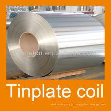 Prime do tinplate ASTM