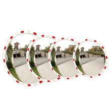 Hot Sale 45cm Traffic Safety Reflective Convex Mirror, China Factory Directly Selling Safety Round Convex Mirror