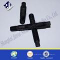Fournisseur de matériel A193 B7 boulon en oxyde noir avec écrou